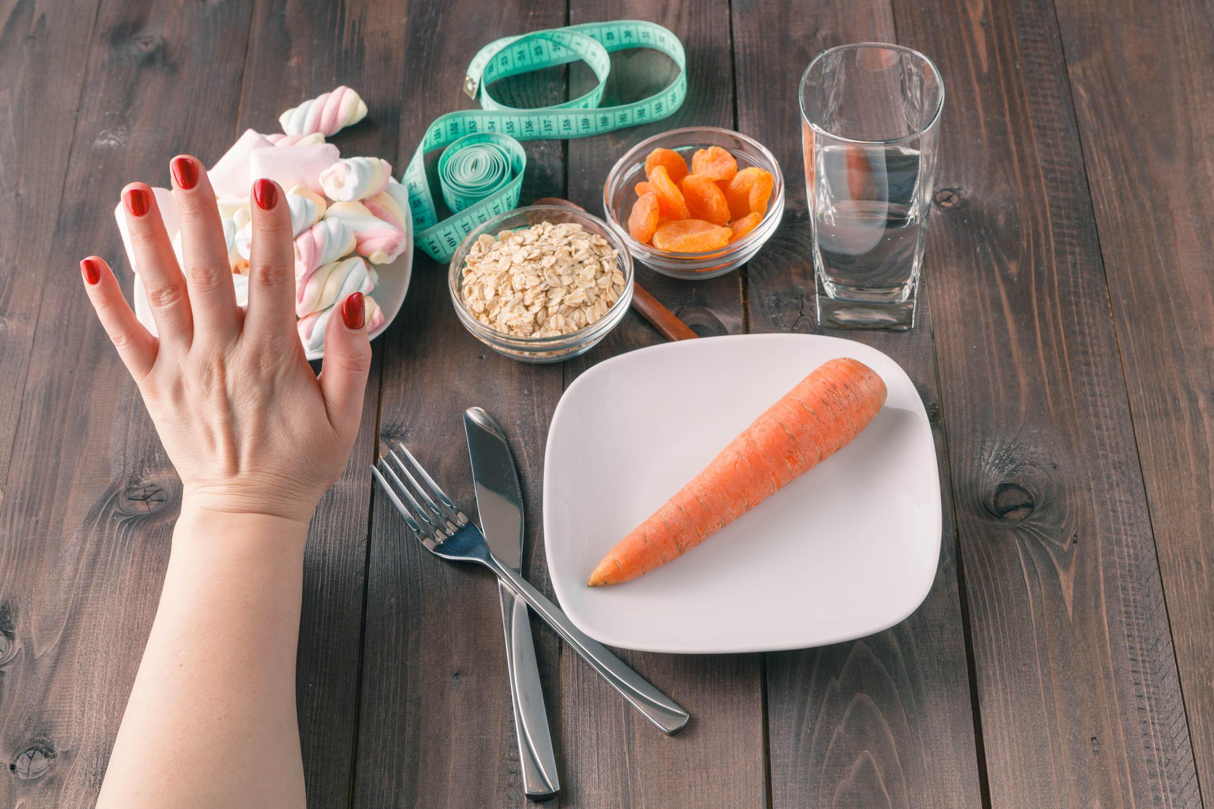 4 signos de que est&aacute&#x3B;s totalmente 'enamorada' de una dieta (o sea, de ortorexia)