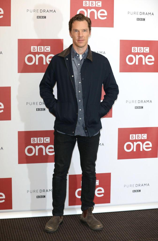 Famosas y famosos que son Cáncer: Benedict Cumberbatch