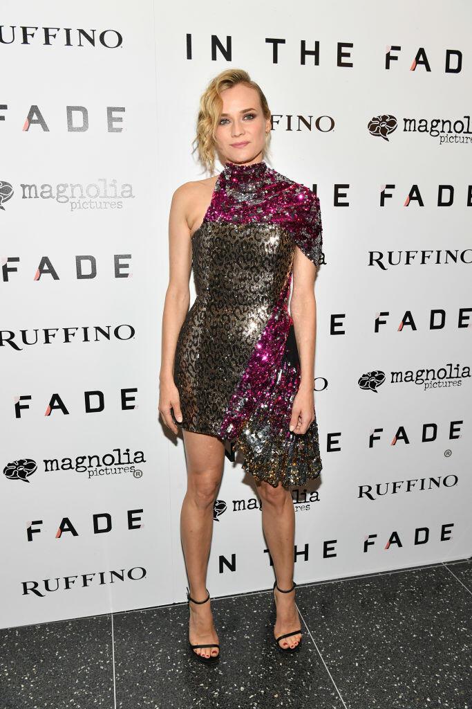 Famosas y famosos que son Cáncer: Diane Kruger