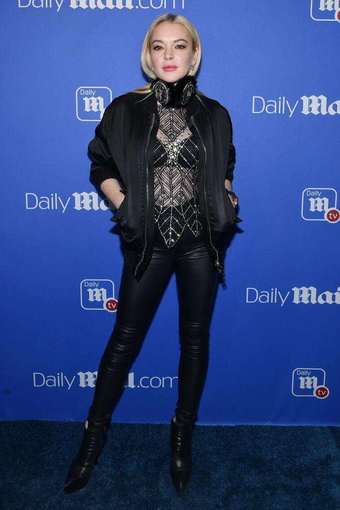 Famosas y famosos que son Cáncer: Lindsay Lohan