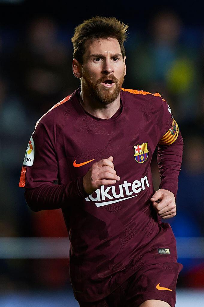 Famosas y famosos que son Cáncer: Lionel Messi
