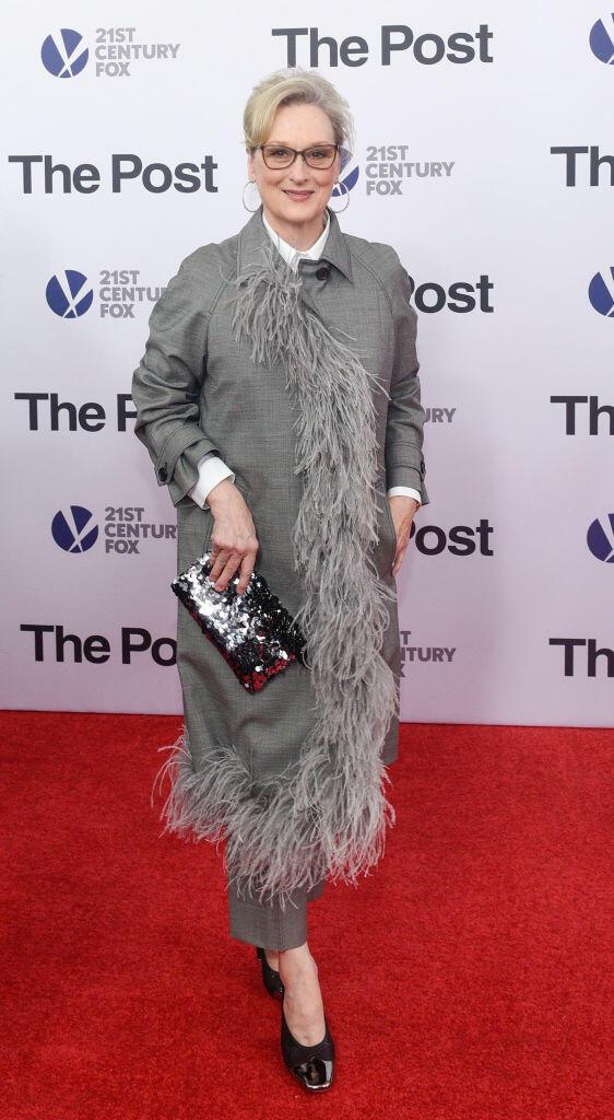 Famosas y famosos que son Cáncer: Meryl Streep