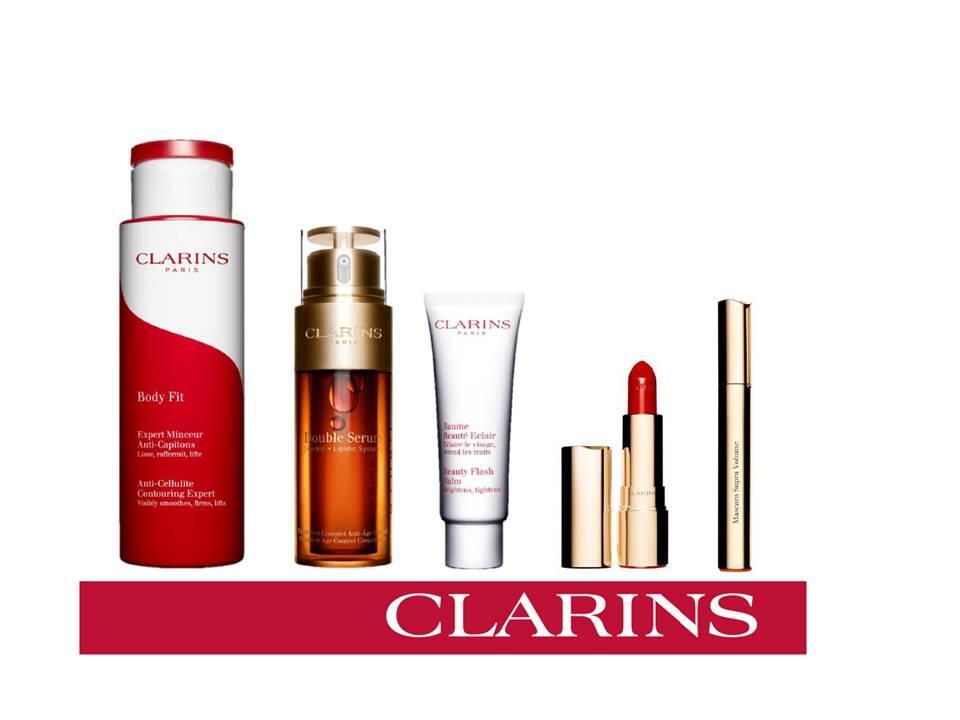 Clarins estará en nuestro #BeautyDayMH