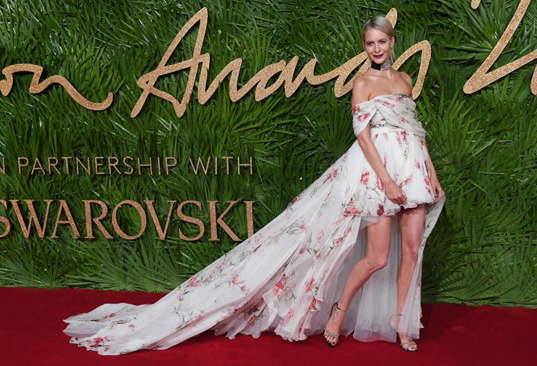 Los vestidos largos más espectaculares de 2017 (I Parte)