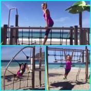 Tres ejercicios para abdominales, por Patry Montero