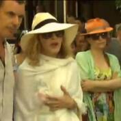 Madonna revoluciona con su visita a La Habana