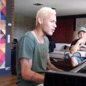 Neymar debuta en el mundo de la música
