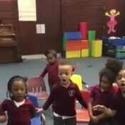 Mannequin Challenge Fail: adorables niños