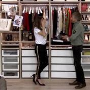 Cómo aprovechar mejor el espacio de un vestidor