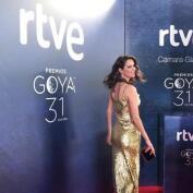 Mar Saura en los Premios Goya