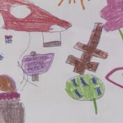 Cómo ven los niños las casas del futuro