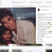 El reencuentro de Cayetano y su hija Lucía