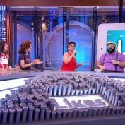 La cantante Rosa López se marca un beatbox en 'Likes'