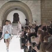 Louis Vuitton sorprende en la semana de la moda de París