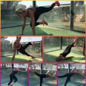 6 Movimientos Total Body con pared, por Patricia Montero