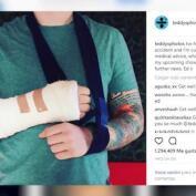 Ed Sheeran se ve obligado a cancelar varios conciertos