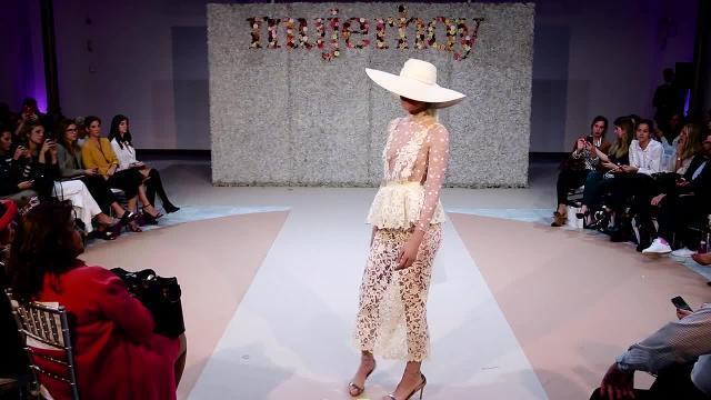 Así fue el desfile Novias Couture 2017 de Mujerhoy