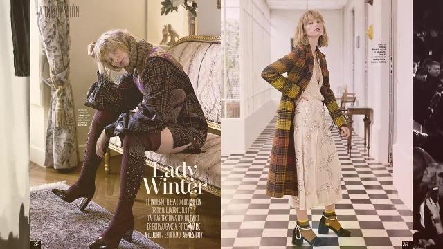 No te pierdas el nuevo número de moda Mujerhoy este sábado 9 de diciembre