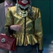 Gucci muestra su colección en Milán con una sorprendente puesta en escena