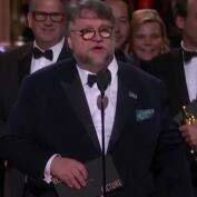 Oscars 2018: Guillermo del Toro gana el Oscar a Mejor Película con La Forma del Agua