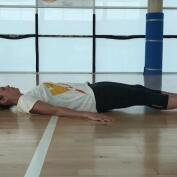 Rutina de ejercicios en casa, por Amaya Valdemoro