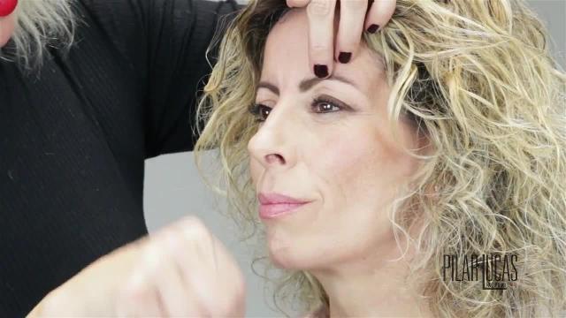 Tutorial de maquillaje: Khol make up by Pilar Lucas