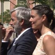 Irene Meritxell reaparece tras su boda con Imanol Arias