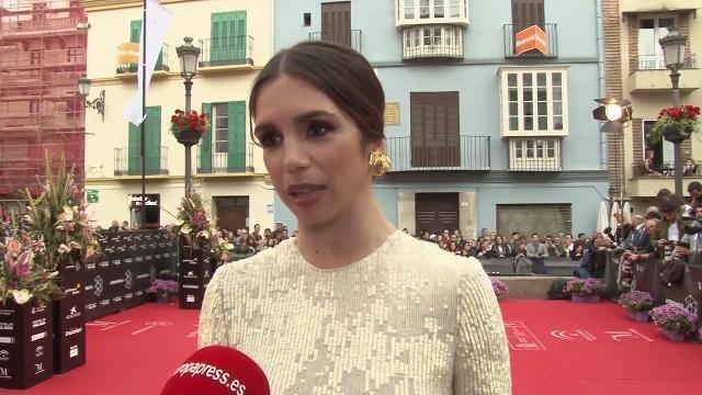Elena Furiase: 'Me gustaría que fuese un niño'