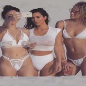 Kim Kardashian pierde 32 kilos con la dieta Atkins