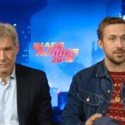 Ryan Gosling y Harrison Ford presentan en Madrid 'Blade Runner 2049'