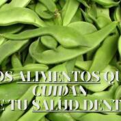 Los alimentos que mejor cuidan la salud dental