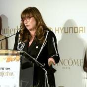 Isabel Coixet, ganadora en los Premios mujerhoy