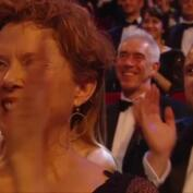 "Frances McDormand en los BAFTA 2018: ""Power to the people!"""