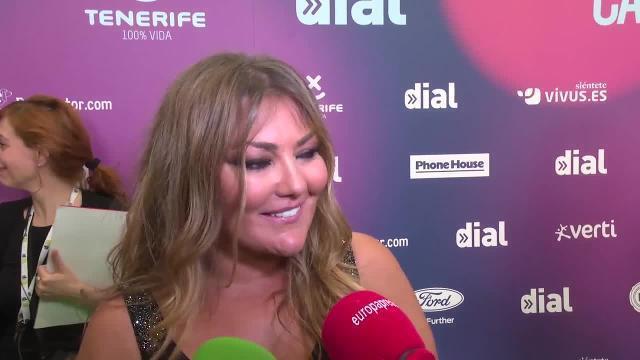 Amaia Montero 'Estoy muy centrada en mi nuevo disco'