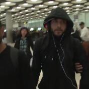 Adrián Rodríguez ya está en Madrid tras abandonar Supervivientes