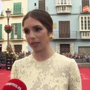 """Elena Furiase: """"Me gustaría que fuese un niño"""""""