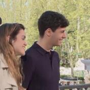 Amaia y Alfred reciben el apoyo de sus compañeros de OT