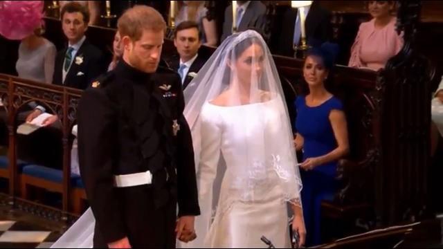 Harry de Gales y Meghan Markle ya son marido y mujer