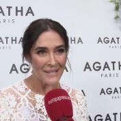 Vicky Martín Berrocal radiante... ¿Está pensando en boda?