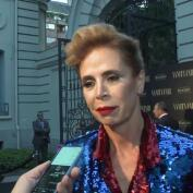 Ágatha Ruiz de la Prada y 'El Chatarrero' se presentan como pareja