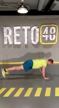 Tabla de cinco ejercicios HIT para ponerte en forma