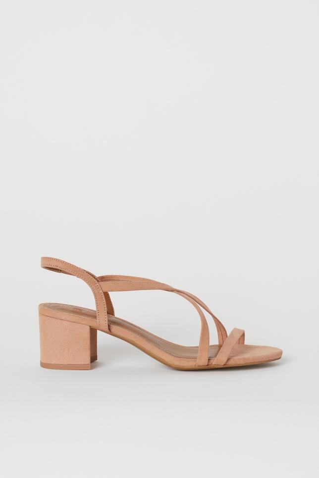 Sandalias de ante de H&M  19,99 €