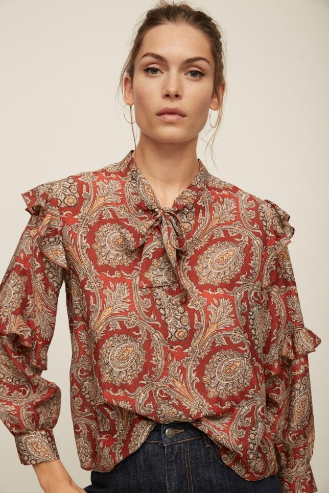 Blusa estampada de ese0ese 59.90€