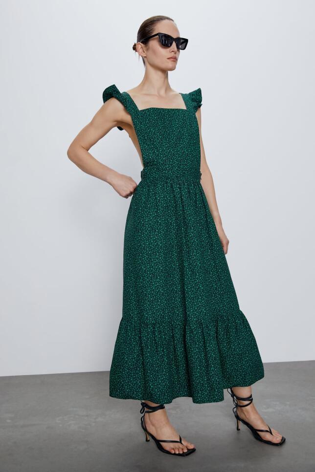 Vestido- pichi de Zara 39,95 EUR
