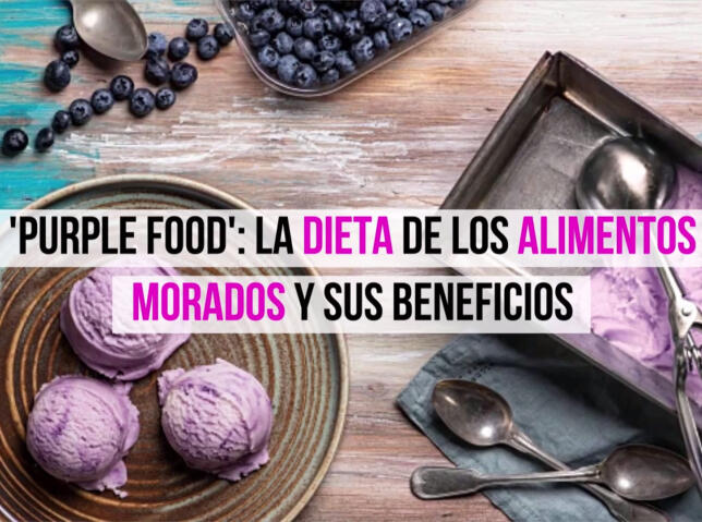 Purple food: alimentos morados y sus beneficios