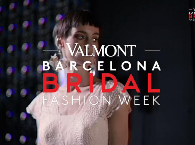 Descubre la experiencia Barcelona Bridal Fashion Week 2020