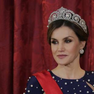 Así celebró Ana Locking la elección de la Reina en su cuenta de Instagram