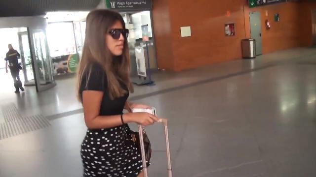 Chabelita vuelve a Sevilla sin hablar del conflicto familiar