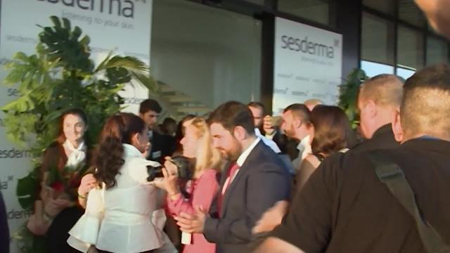 Isabel Pantoja vuelve a casa tras su reaparición pública