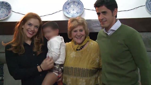Beatriz Trapote da a luz a su segundo hijo